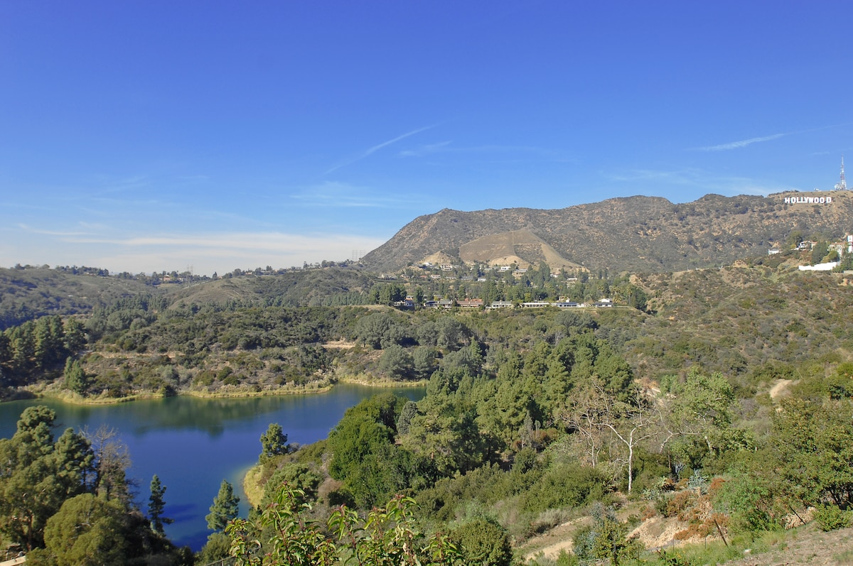 views of lake HOLLYWOOD from property