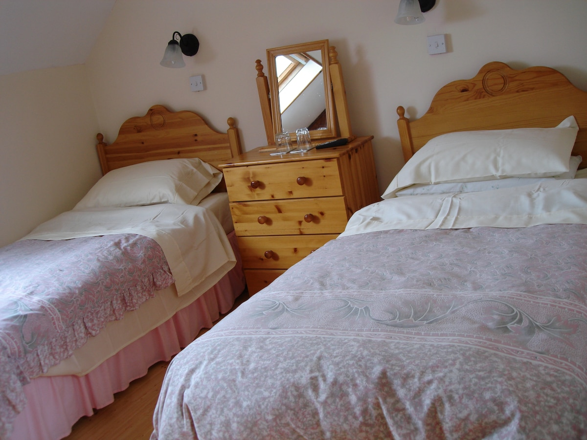 Donegal  B&B  Twin room  En- Suite