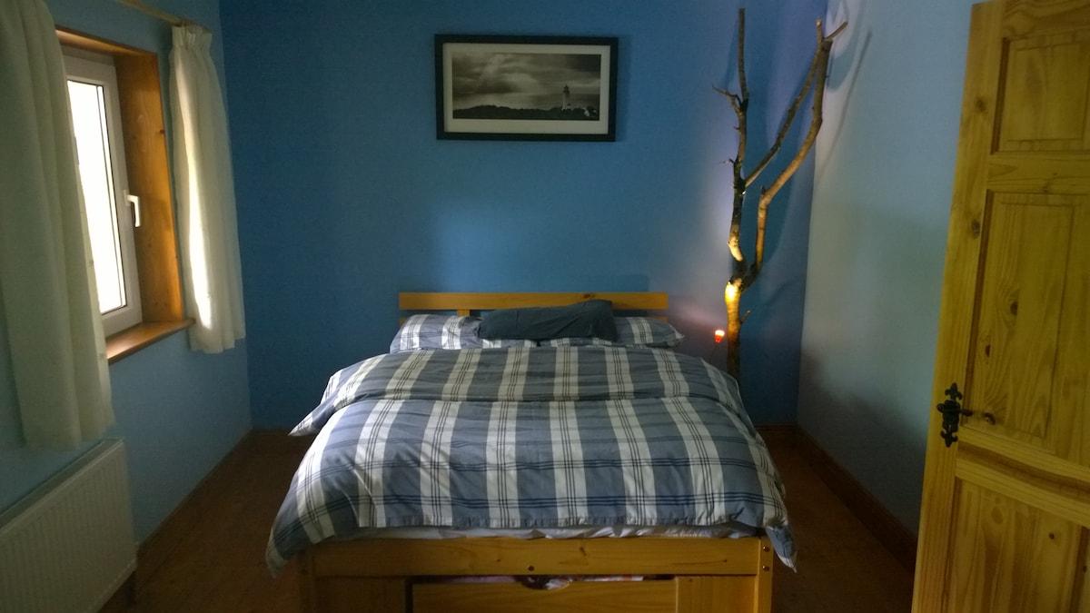 Peaceful area BLUE room