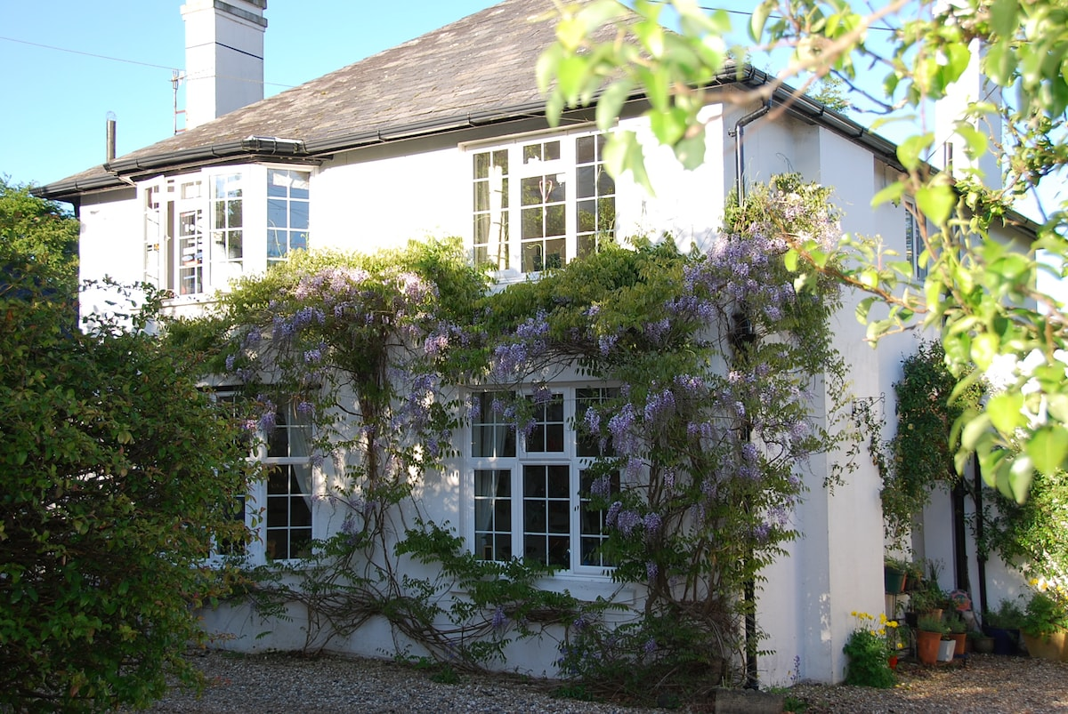 Wisteria House Dartmoor National Pk
