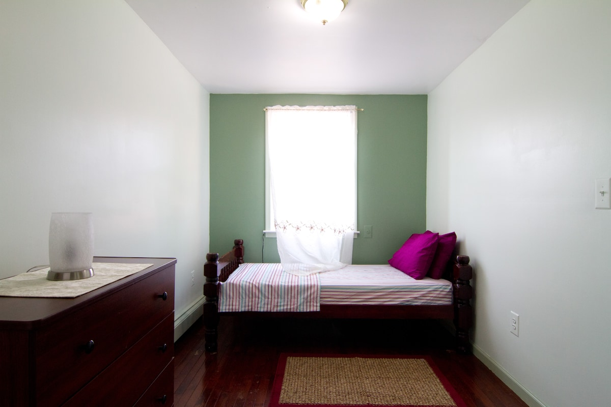 Chambre taille moyenne brooklyn for Taille moyenne chambre