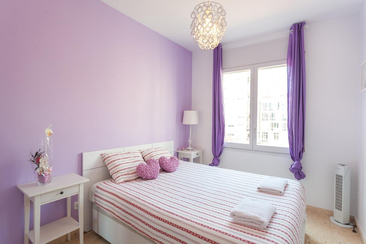❥Centric Cozy&Familiar Suites WIFI