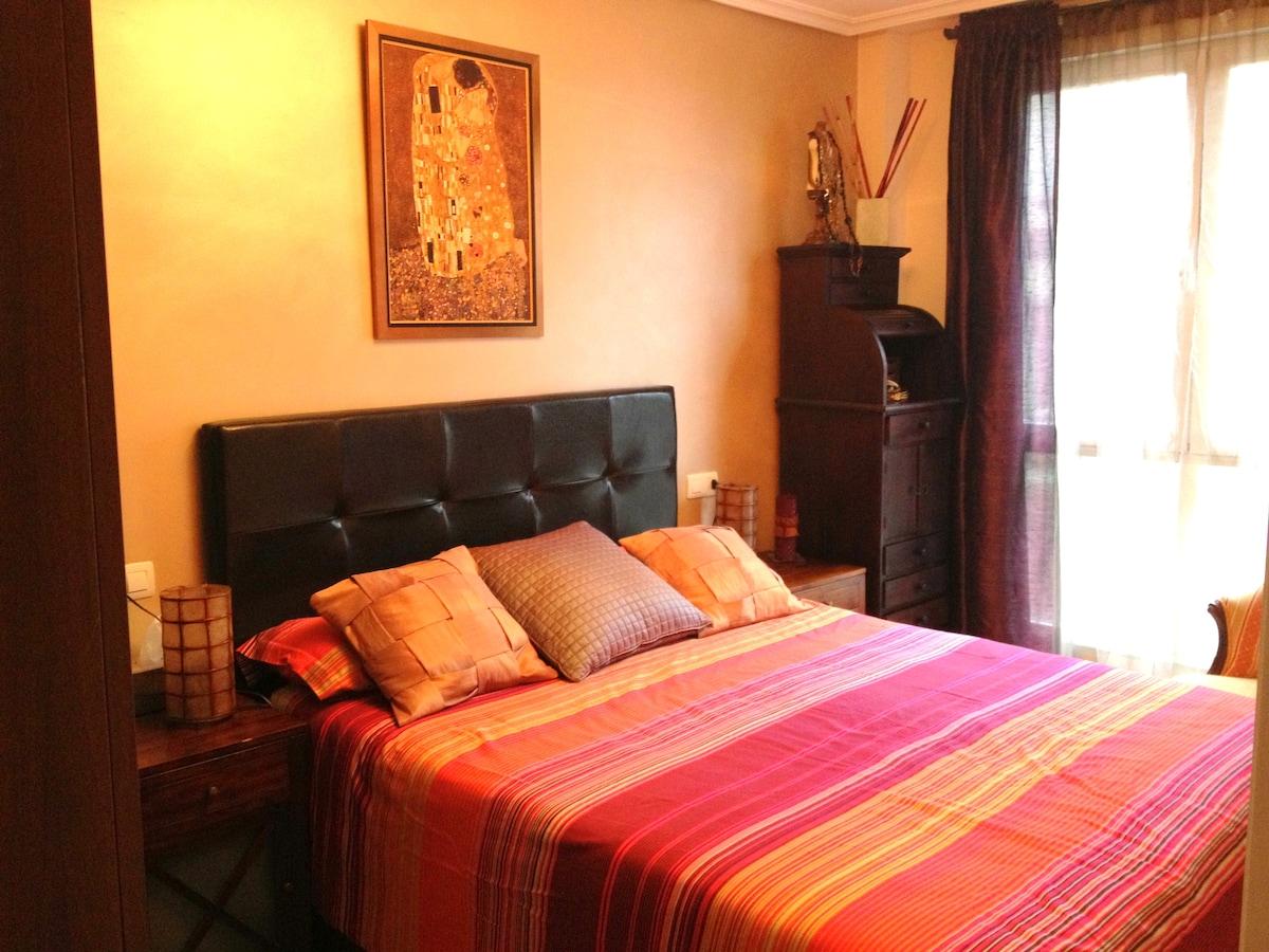 Confortable apartamento familiar