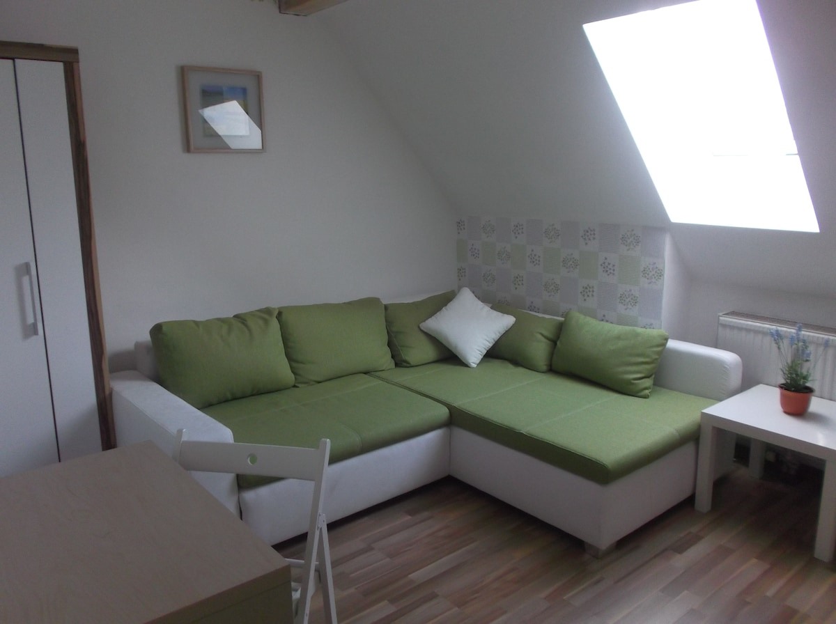 Accommodation for € 25, - per perso