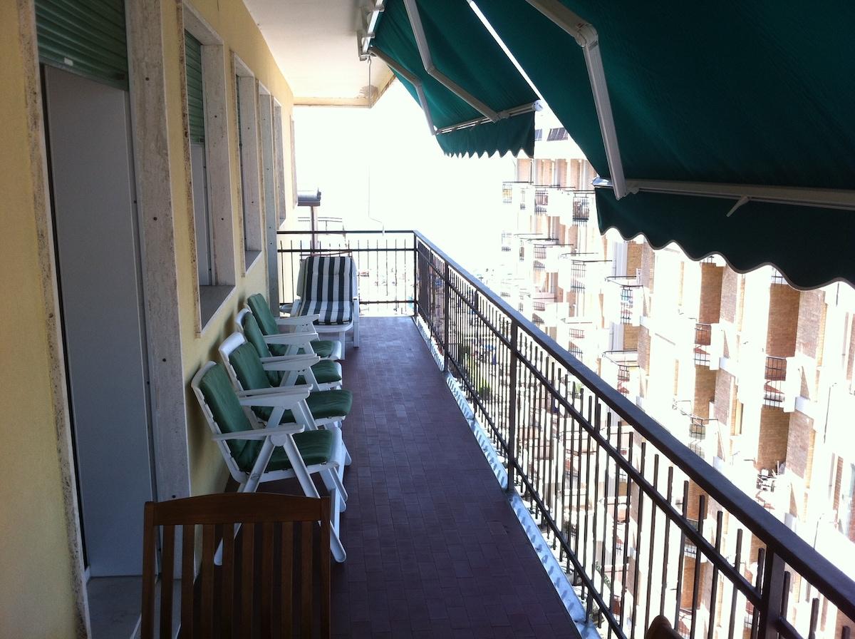 Penthouse apartment Jesolo