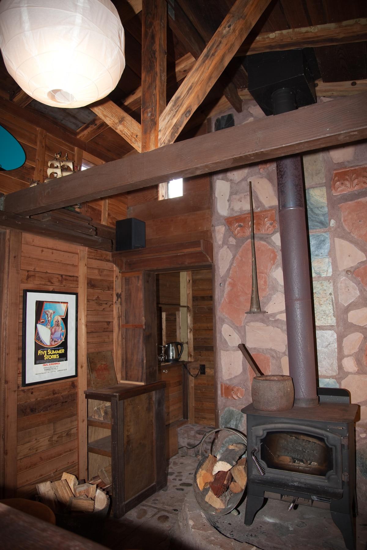 Tiny House, aka, The Pub!