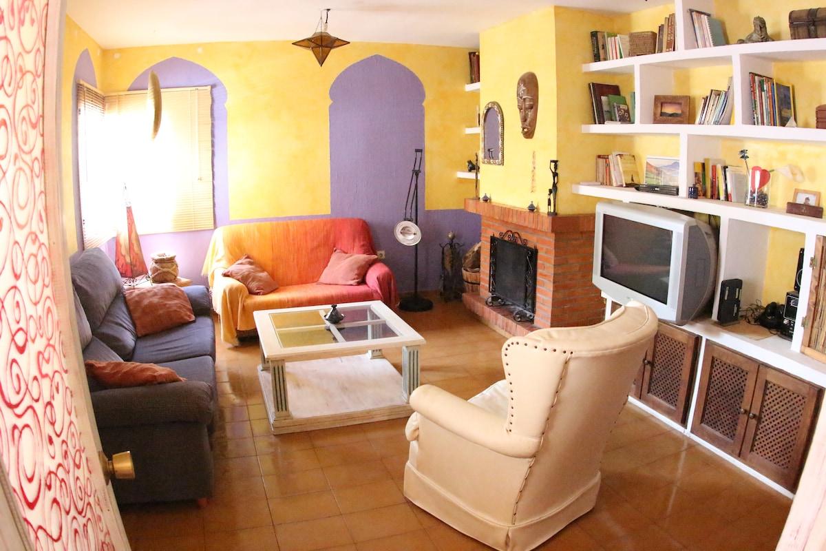 Habitaciones en la Casa Azul (3)