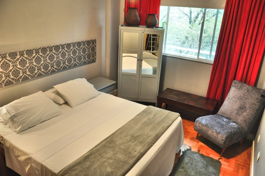 Cool Guest Room close Av.  Paulista