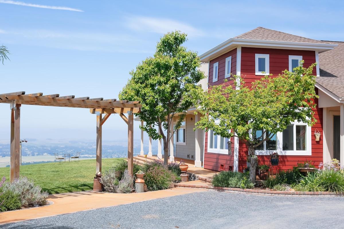 Cornerstone of our custom home design