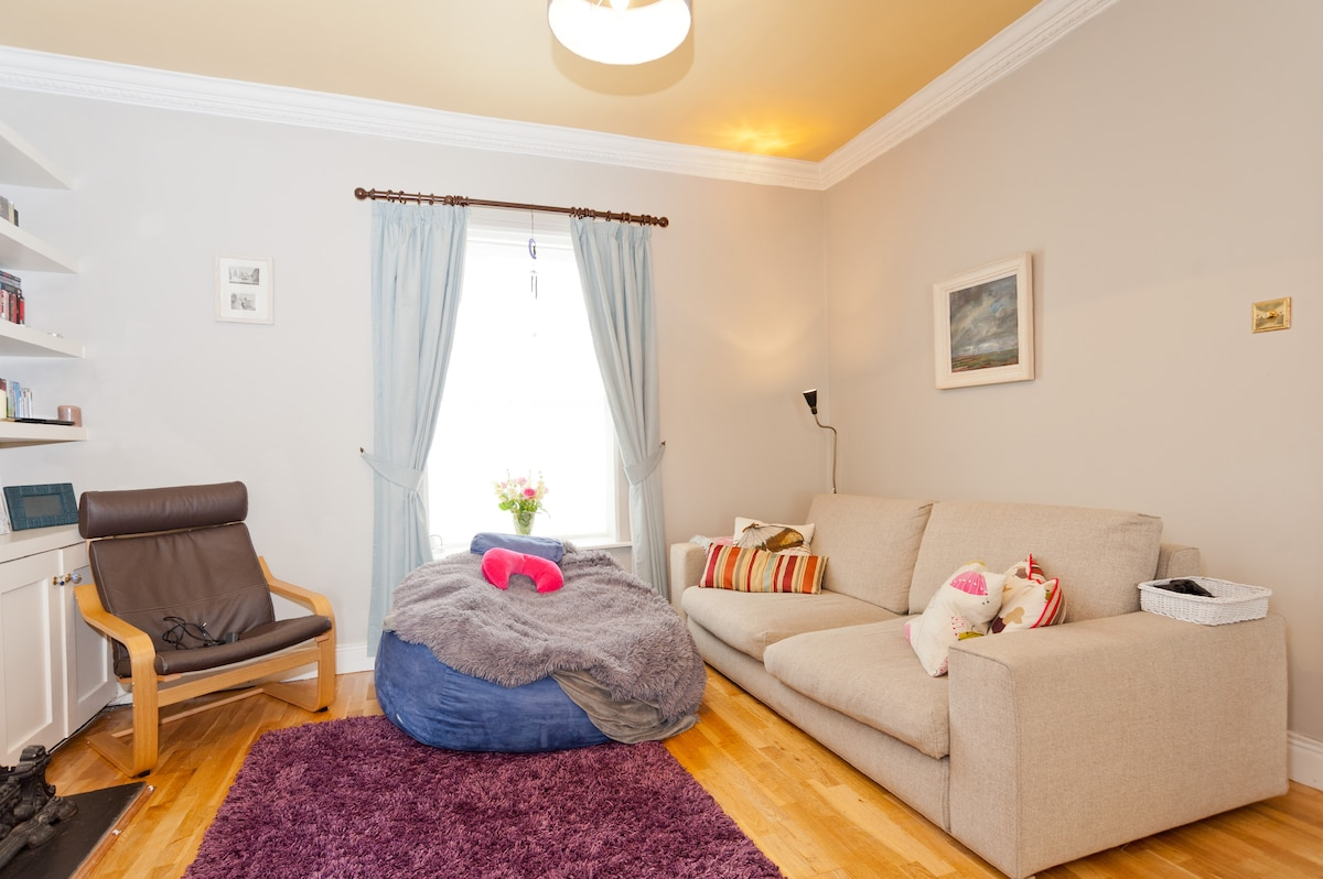 Lovely room-cool city centre house!