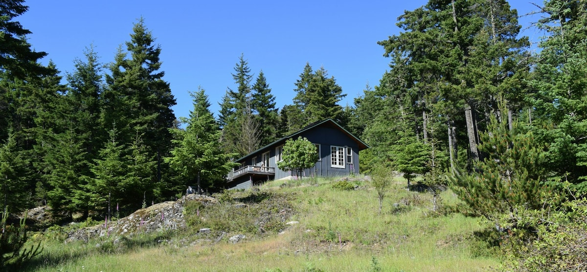 Tranquil Orcas Island Cabin