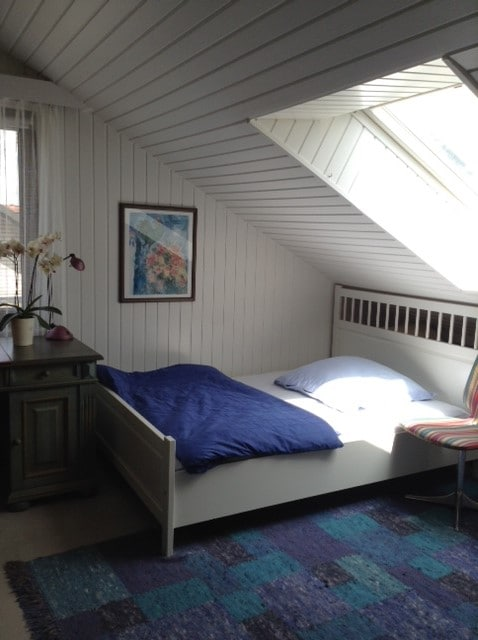 Cozy room in small town N Germany