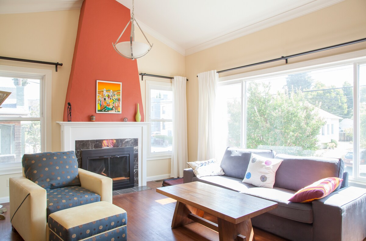 Entire 2 Bdrm Home in North Oakland