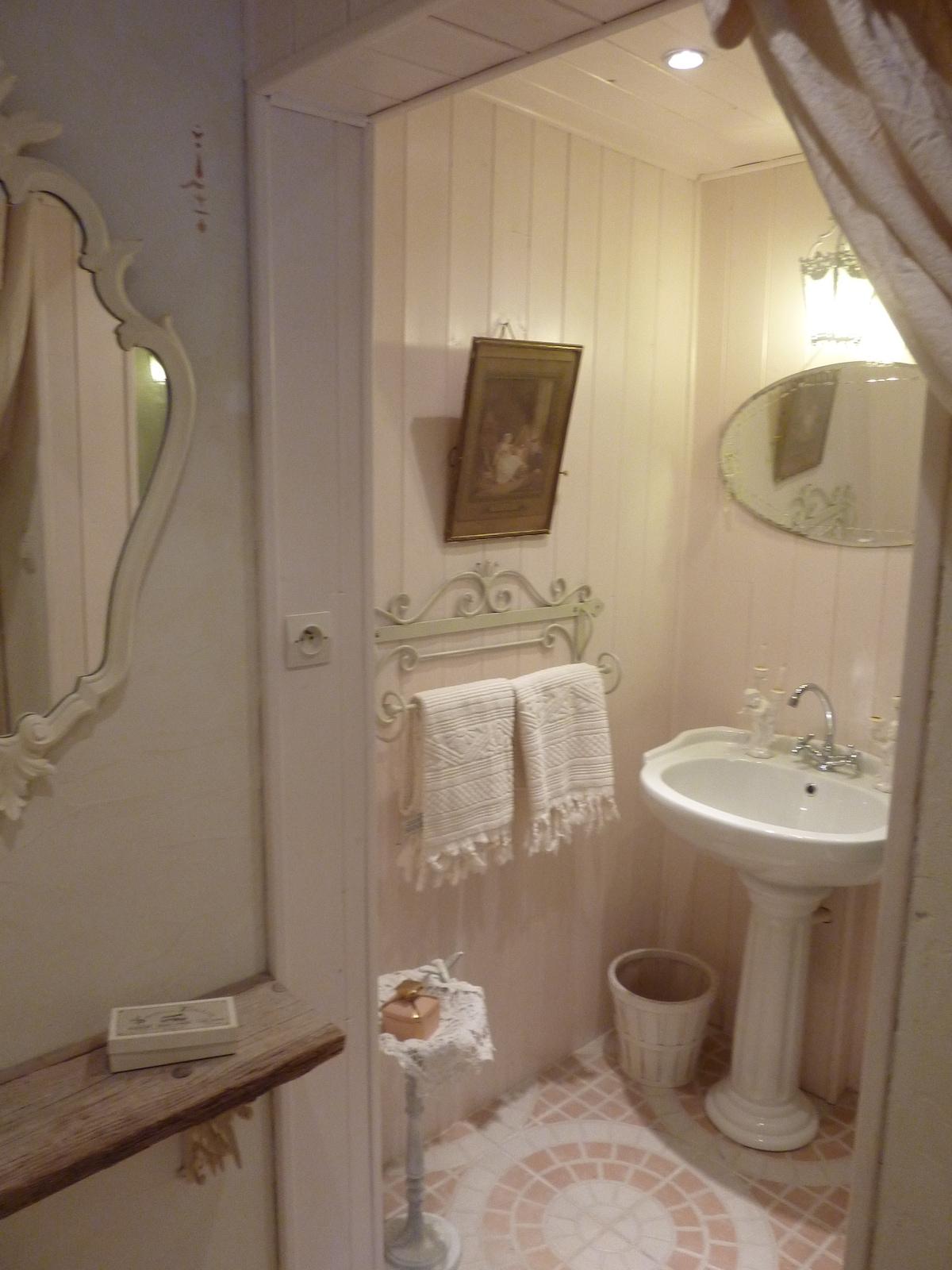 7/12: La salle de bain