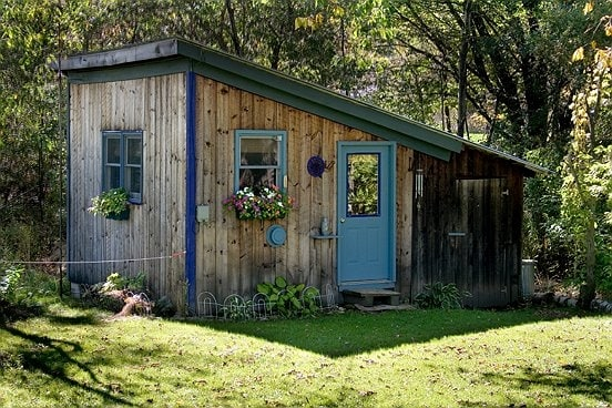 The Rustic Cabin at Firefly B&B