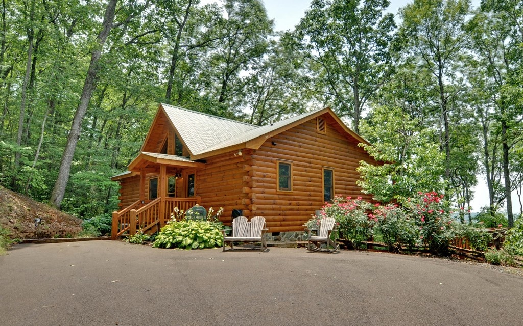Sunset Mountain View Cabin