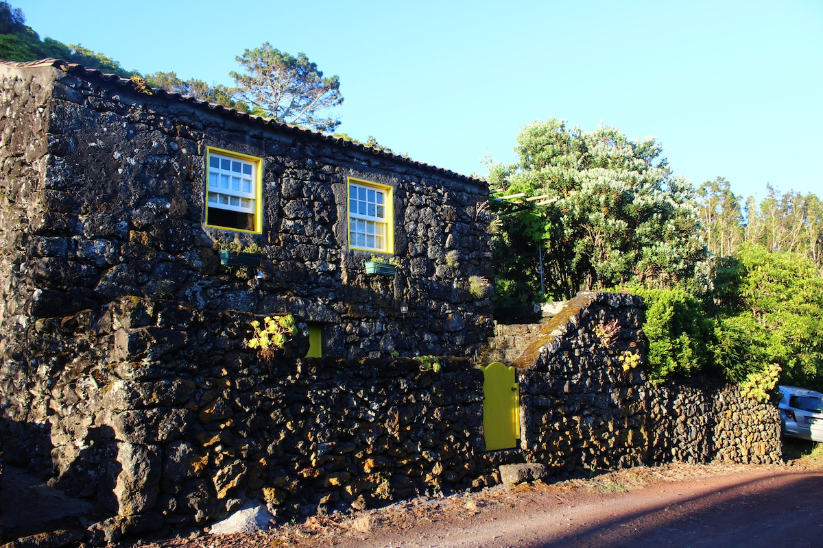 The House of Basaltic Ruins