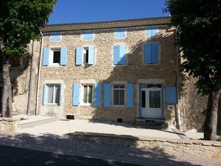 Appartement en Drôme provençale