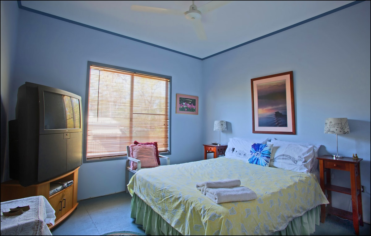 Your room, light, clean and private.
