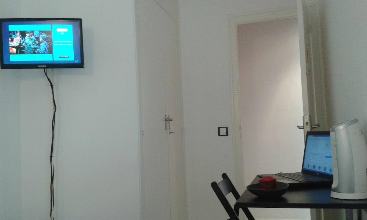 single bedroom in sunny Sitges