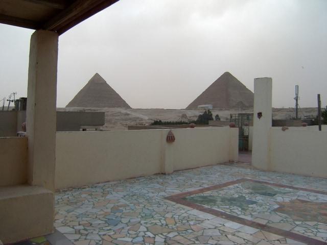 The Pyramids Loft