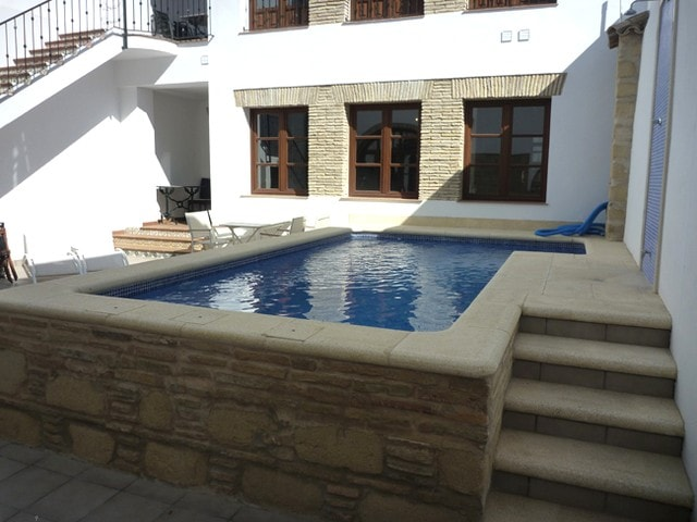 Charming apartment in central Jerez