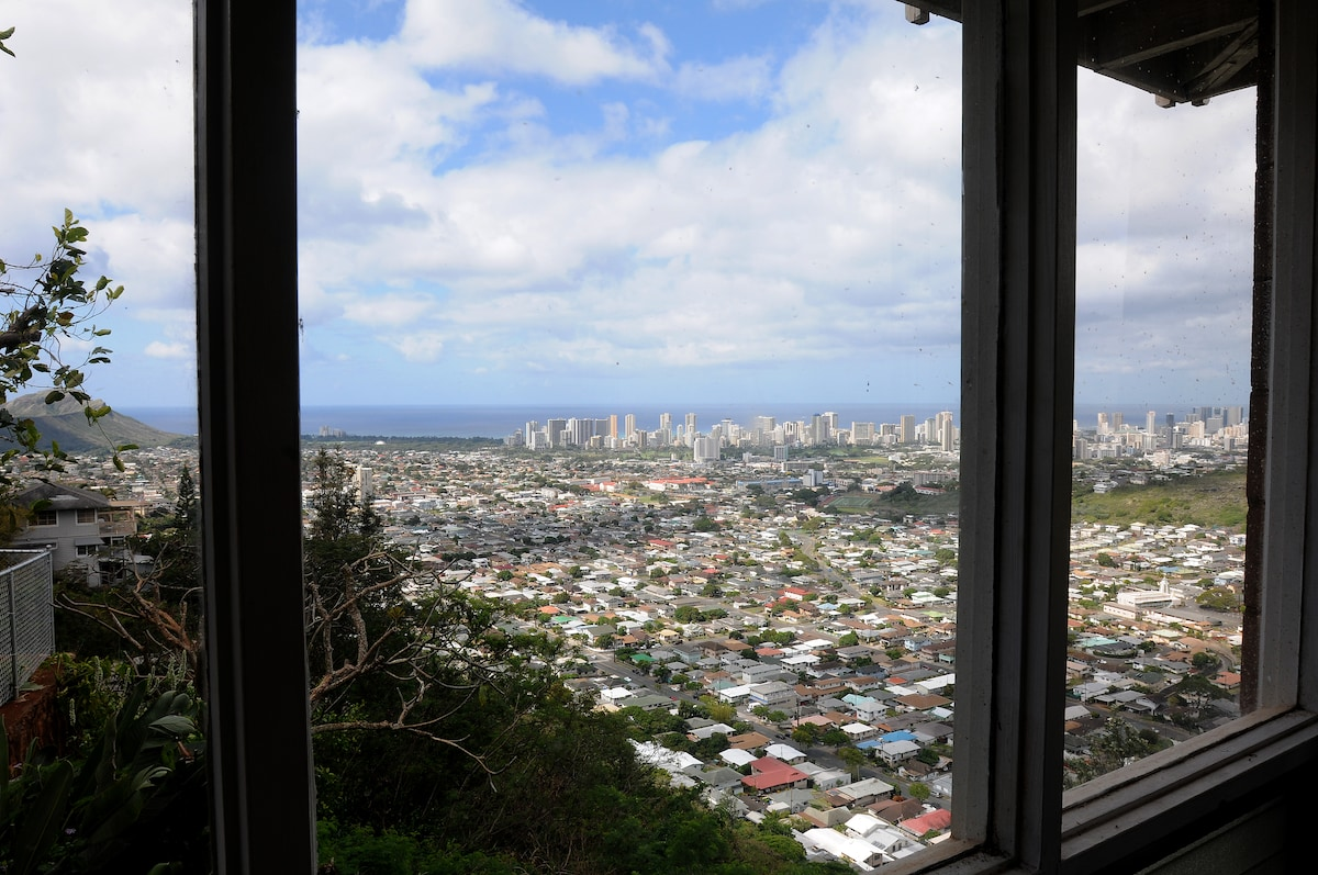 Hawaii Home Overlooking Paradise