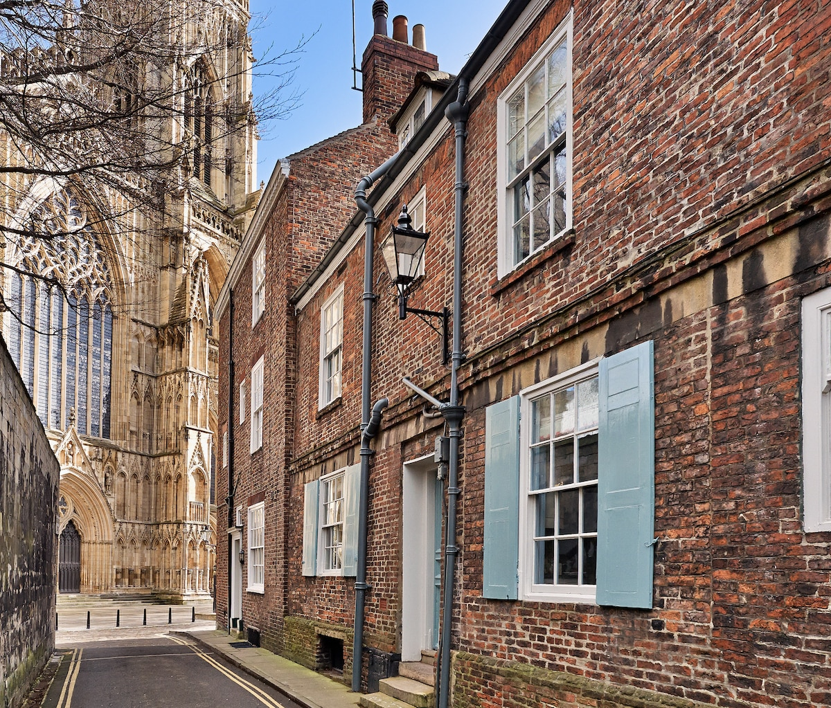 Fabulous house next to York Minster