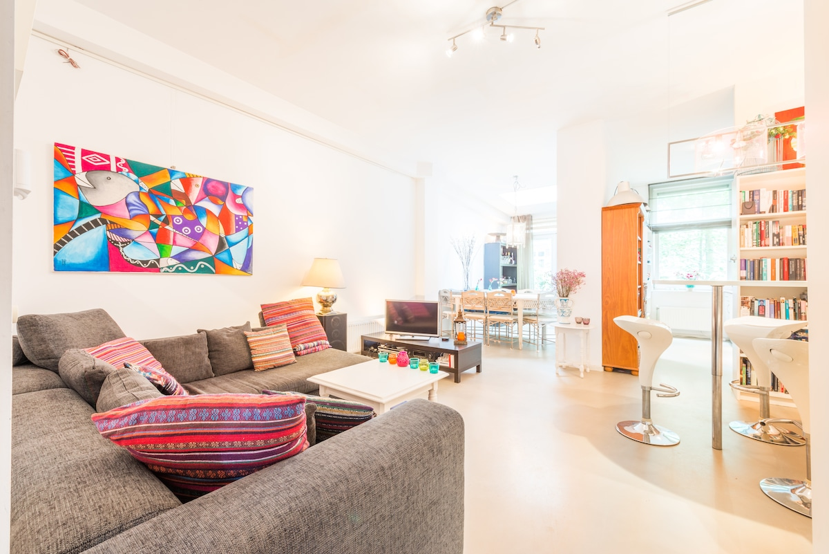 Lovely apartment on ground floor!!
