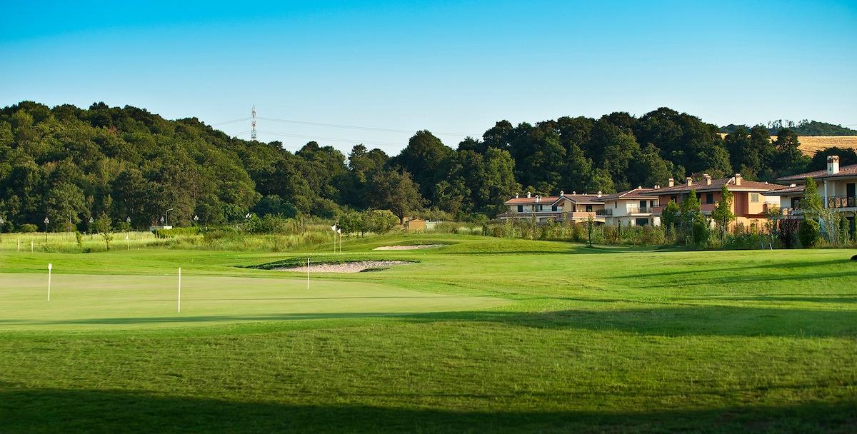 Golf Villa RobertTrent Jones Course
