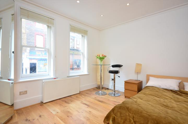 Studio in Fitzrovia / Oxford Circus