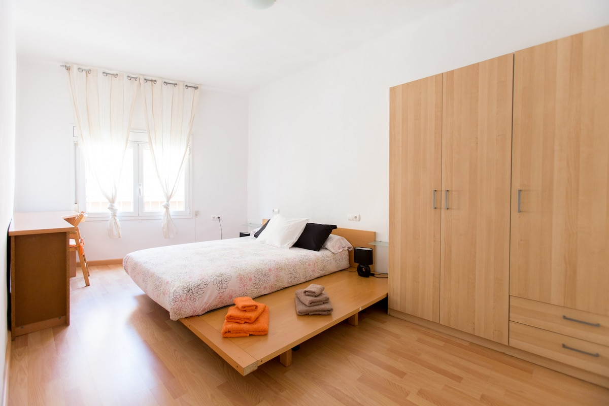Apartment  20 'barcelona
