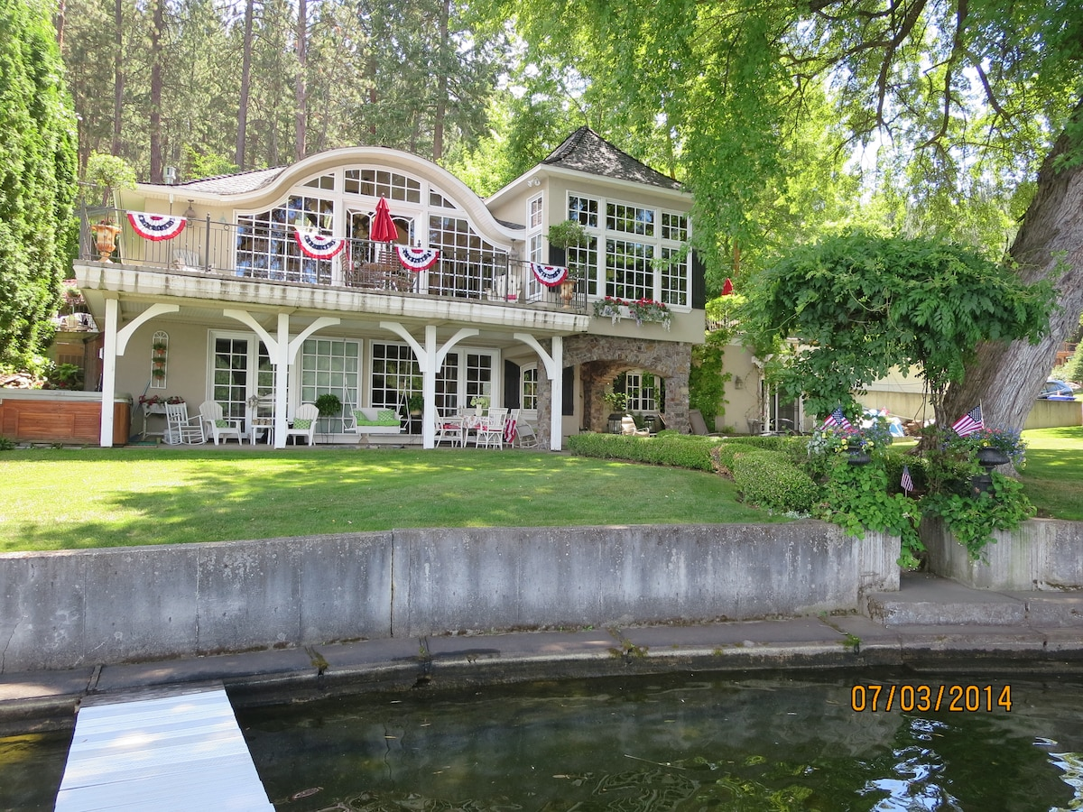 Waterfront Haven on Dreamwood Bay
