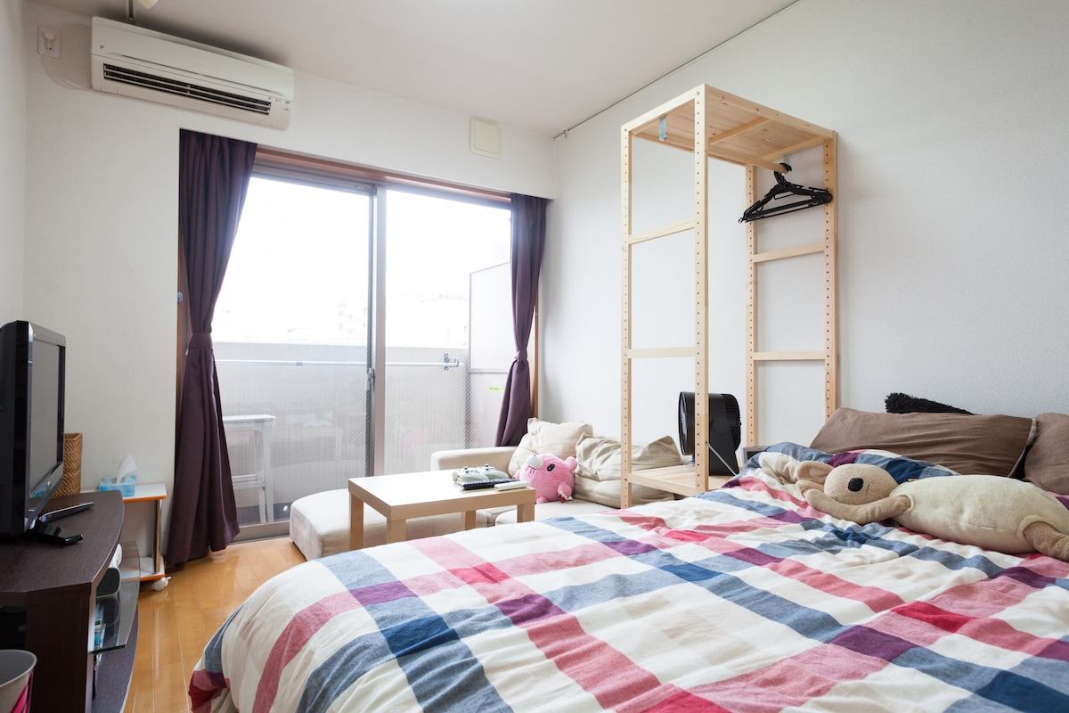 Apartment near Shibuya  w/fast WiFi