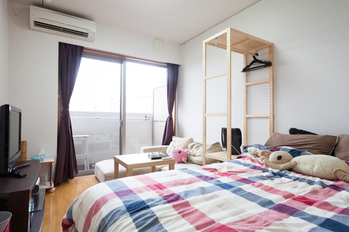 Apartment near Shibuya w/pocketWiFi