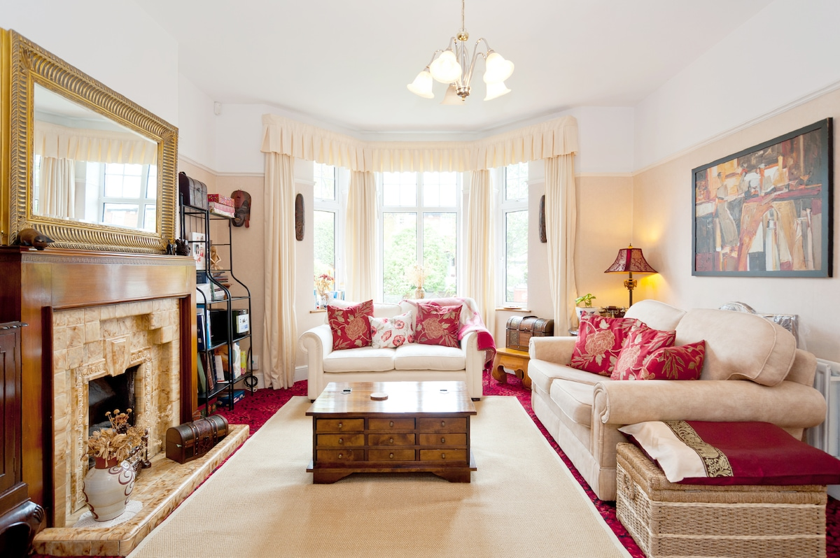 Elegantly Furnished  Double room