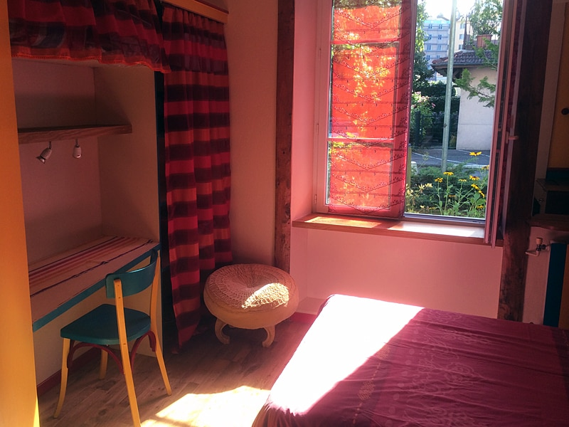 Chambre Individuelle Annecy Centre