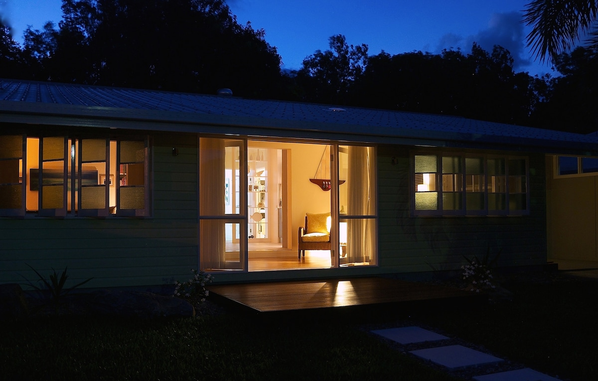 Special home near Daintree and GBR