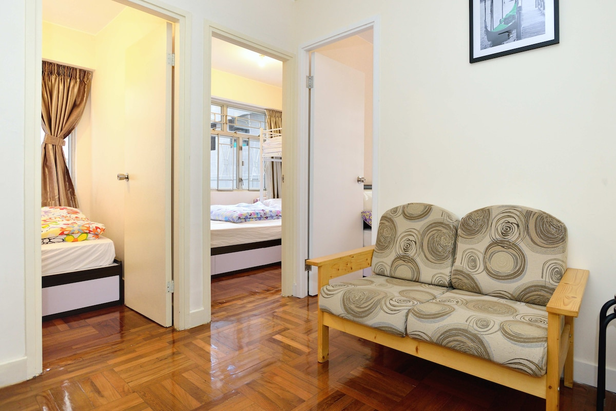 3 BR@1 min to Wanchai MTR ,