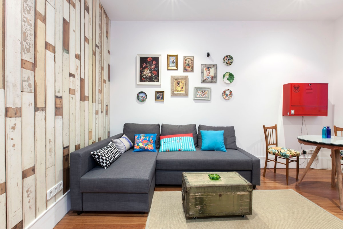 Apartamento Vintage Pelayo