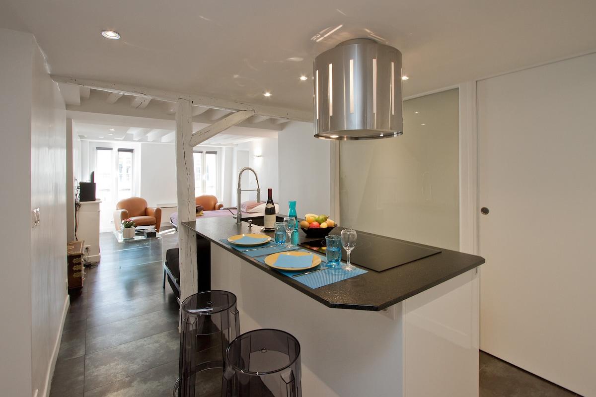 Beautiful Apartment Haut Marais