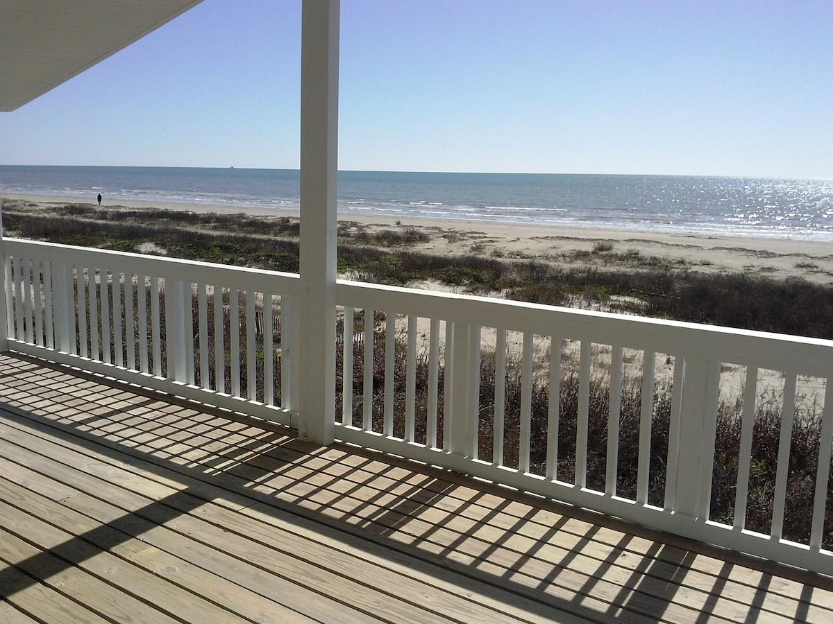 Beautiful beachfront home!!