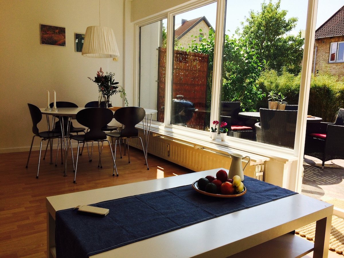 Entire apartment in Lyngby
