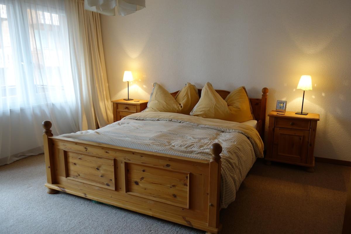 Zermatt - room in shared apartment
