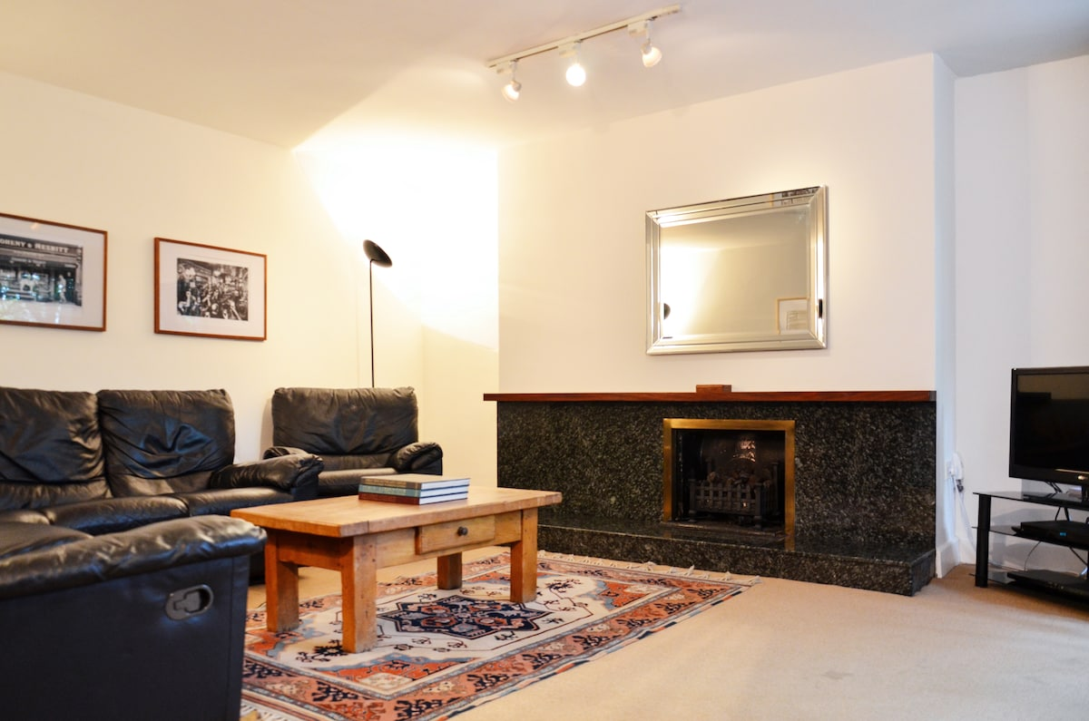 Large apartment in central location