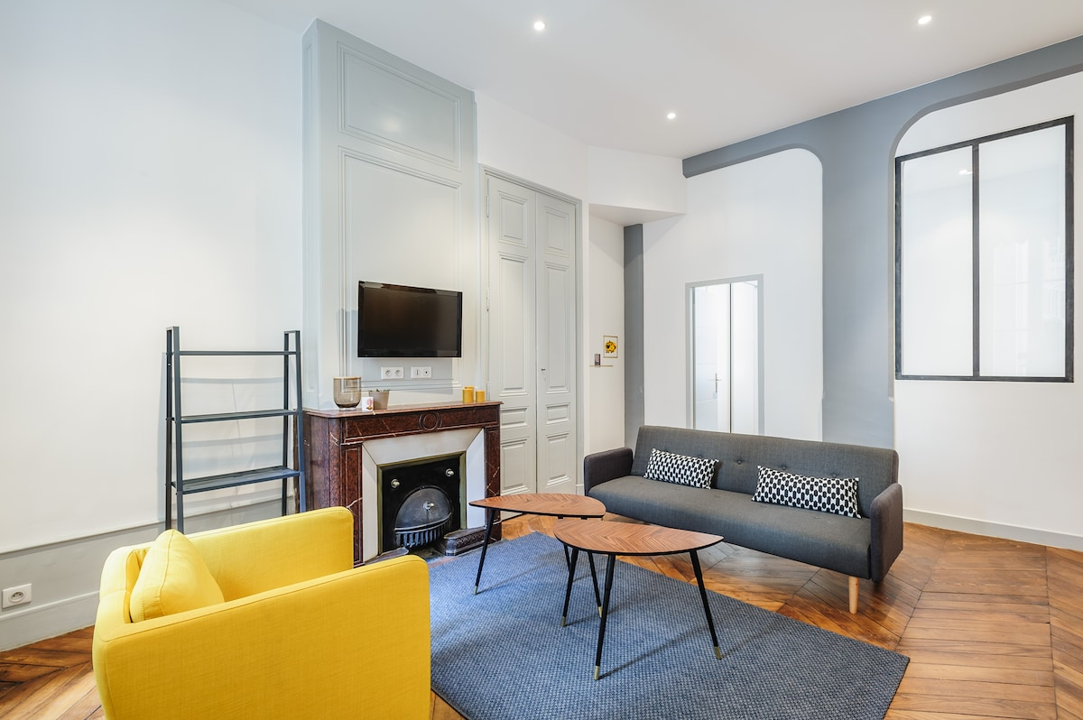 Cosy flat in historical Lyon