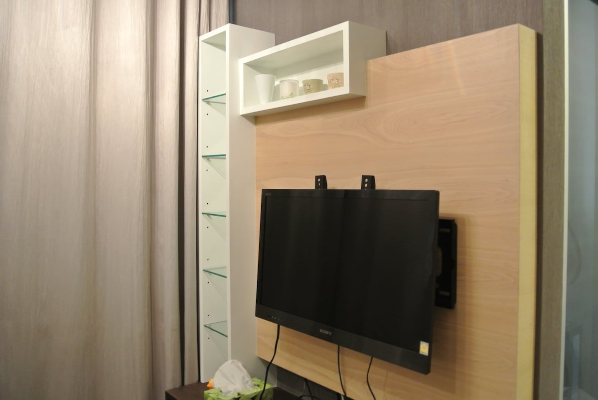 Place for Watching TV and cable