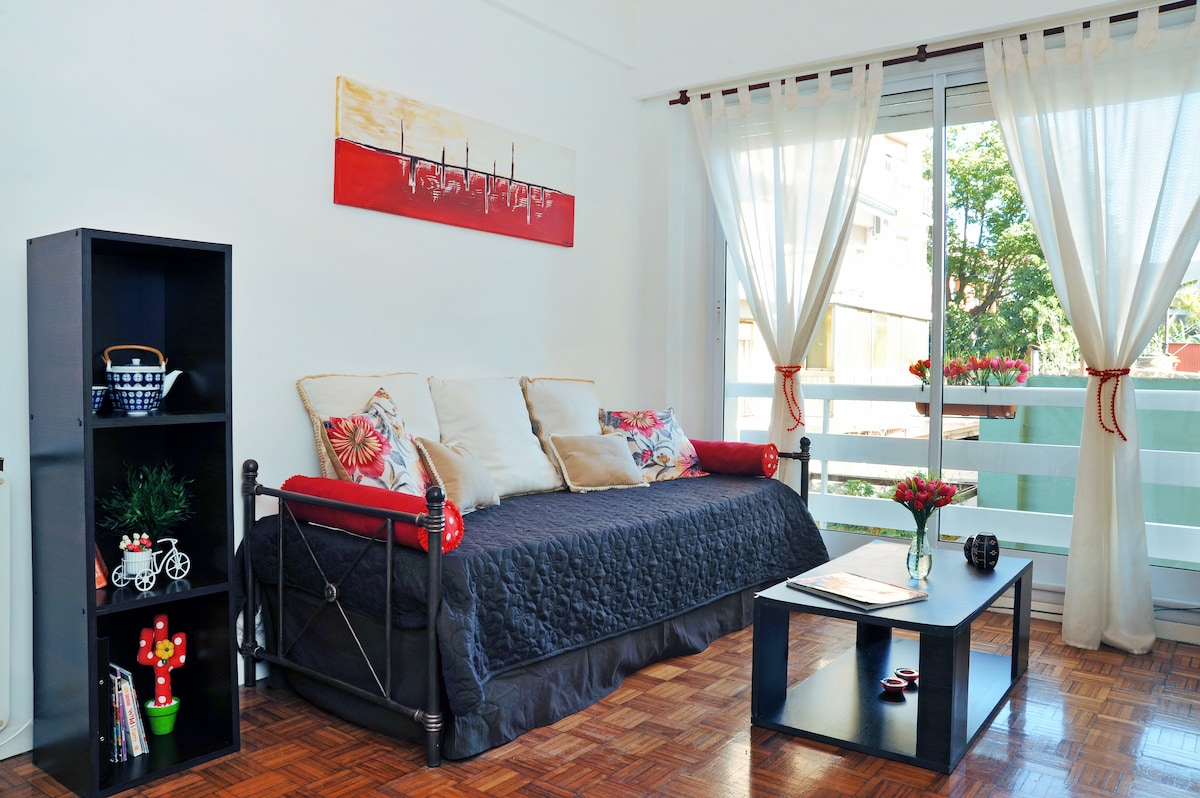 cozy ans sweet home in san telmo and puerto madero
