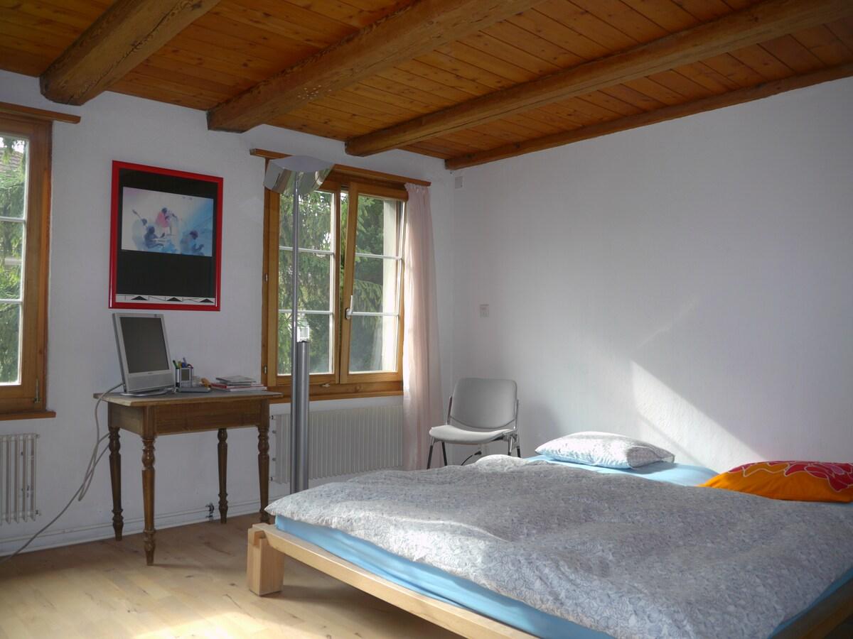 Winterthur - bedroom w private bath