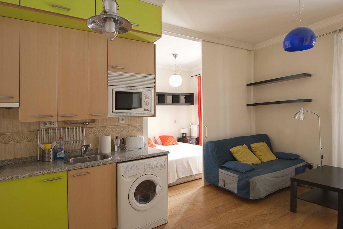 Apartamento exterior Madrid centro
